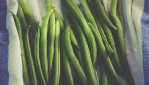 Haricots verts : Tordez-les dans tous les sens !