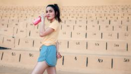 L'eau est la boisson la plus recommandée après un entraînement