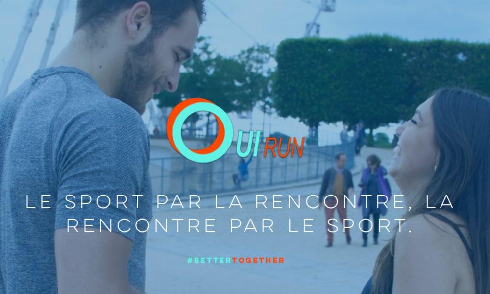 OuiRun : l'appli de rencontre des runners s'invite sur le web !