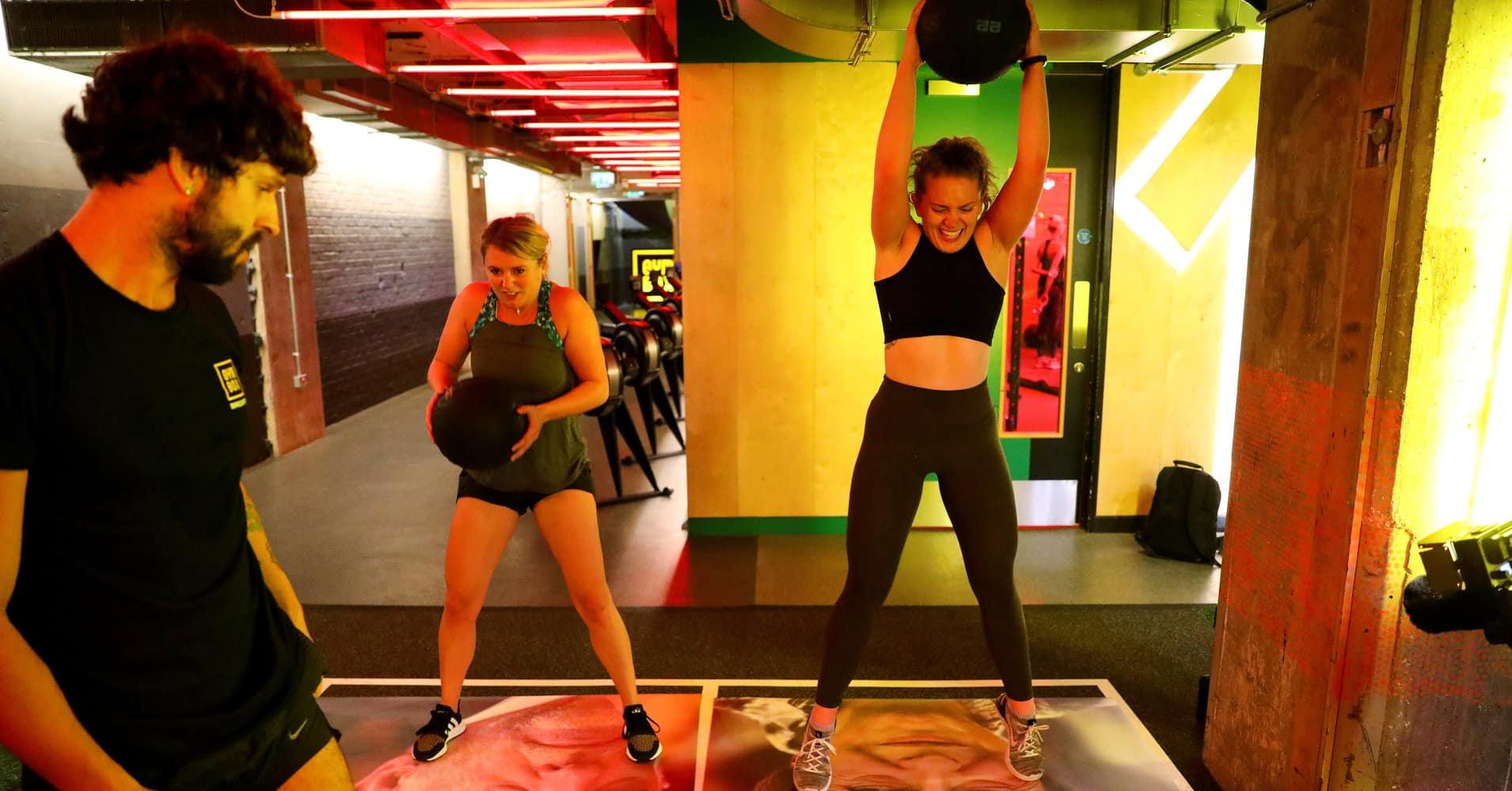 BREXFIT : la salle de fitness pour les frustrés du Brexit