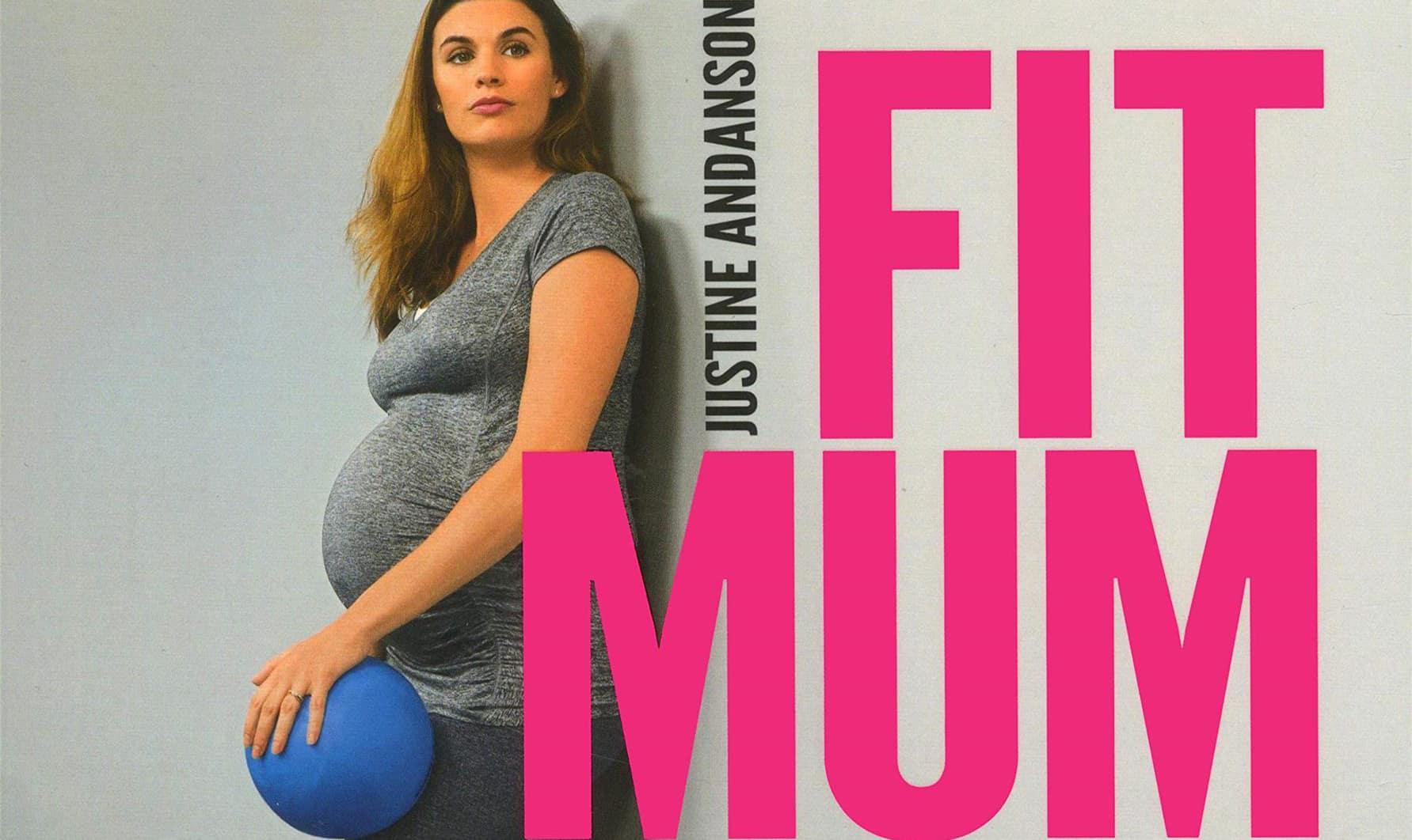 Justine Andanson guide les Fit Mum pendant 9 mois