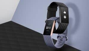 FITBIT Charge 3, le nouveau bracelet connecté qui vous suit de près