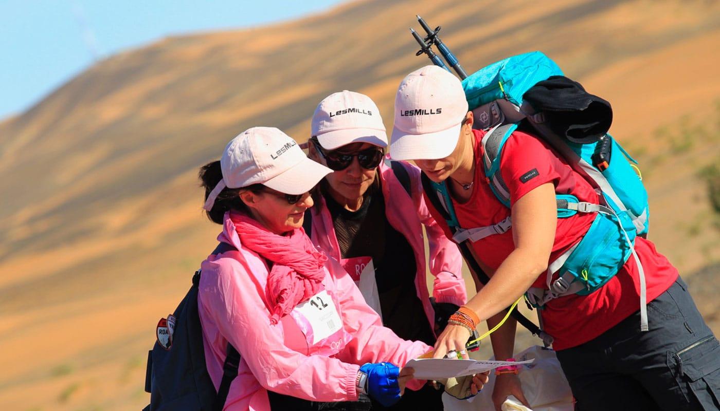 PLANET FITNESS s'engage en soutenant trek Rose Trip 2018