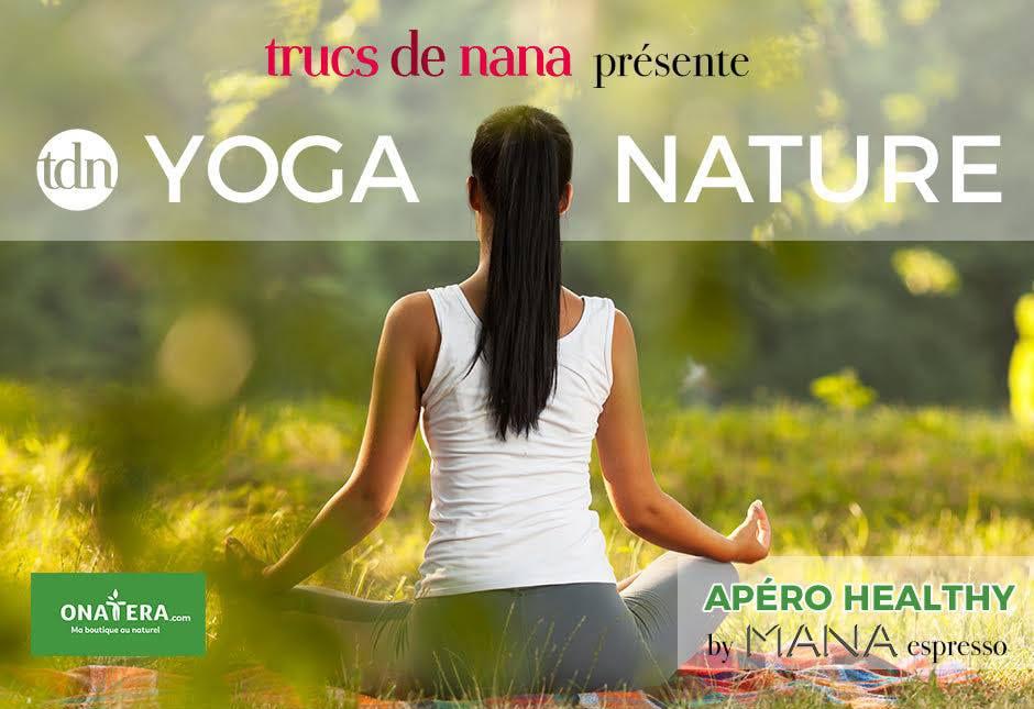 Trucs de Nana lance «Yoga Nature» le 11 juin à Aix en Provence