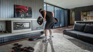 Au club ou à la maison : changez vos habitudes d'entraînement !