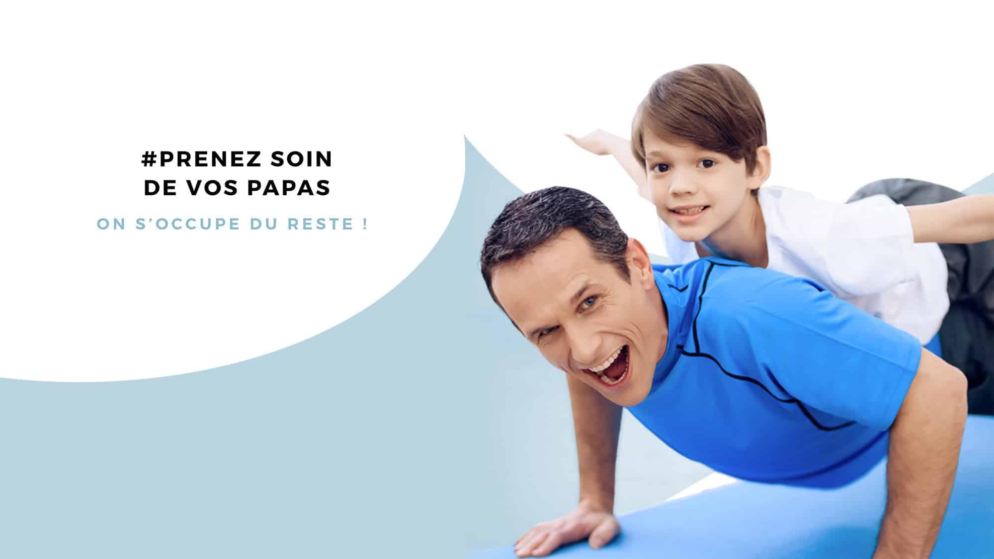 Planet Fitness célèbre la fête des pères !