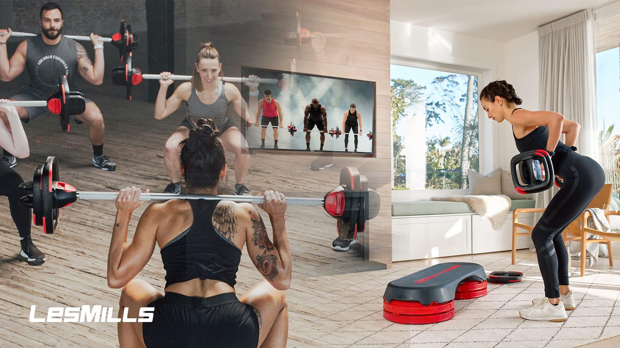 L'offre fitness à 360° vue par LES MILLS