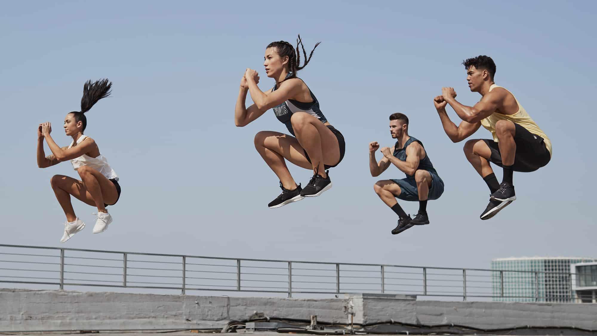 Les 5 bénéfices des Tuck Jumps
