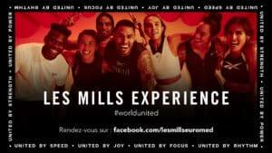 Du 22 au 30 sept : LES MILLS EXPERIENCE