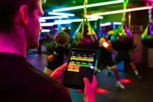 La connexion sociale renforce l'attrait des applications de fitness