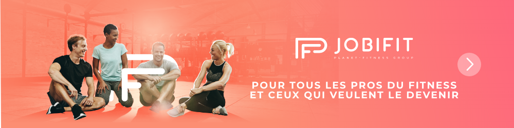 Jobifit, 100% formations fitness