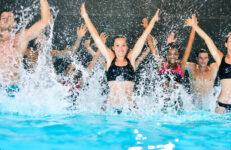 5 bonnes raisons de faire de l'aquafitness