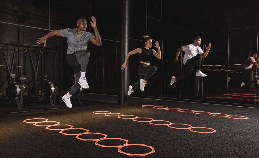 entrainements fitness virtuels
