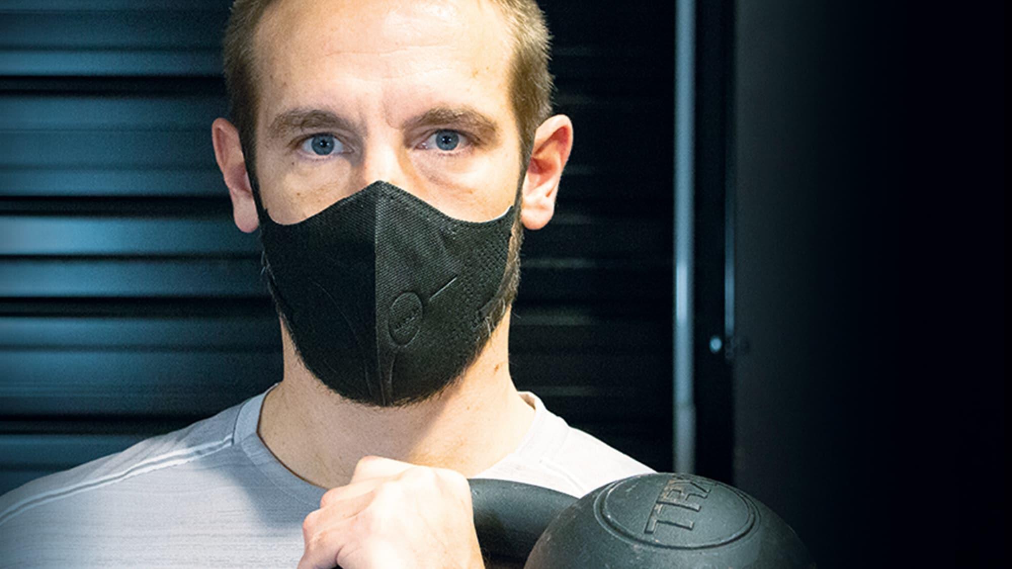 La vérité sur les masques respiratoires anti-covid pour les sportifs