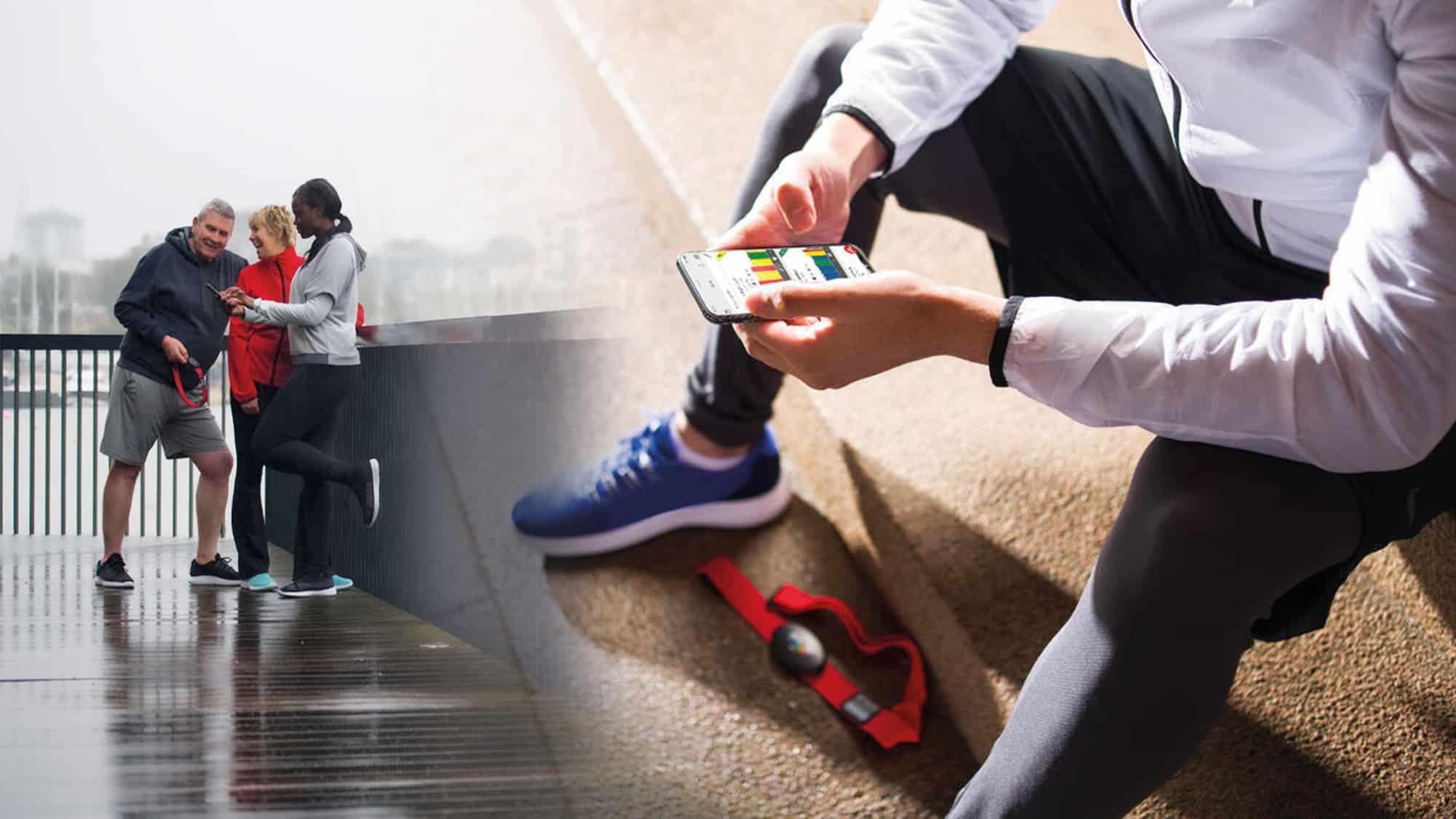 Myzone, l'application fitness qui vous connecte aux autres