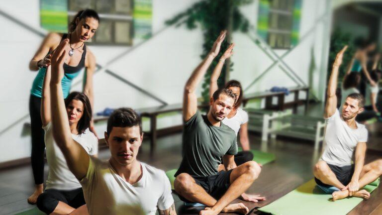 Pilates cours collectif Matwork Jobifit