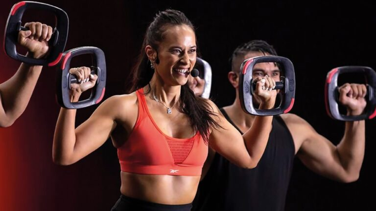 Cours collectif fitness LES MILLS BODYPUMP