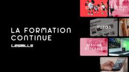 Plateforme de Formation Continue Les Mills, le support incontournable des managers et coachs de fitness