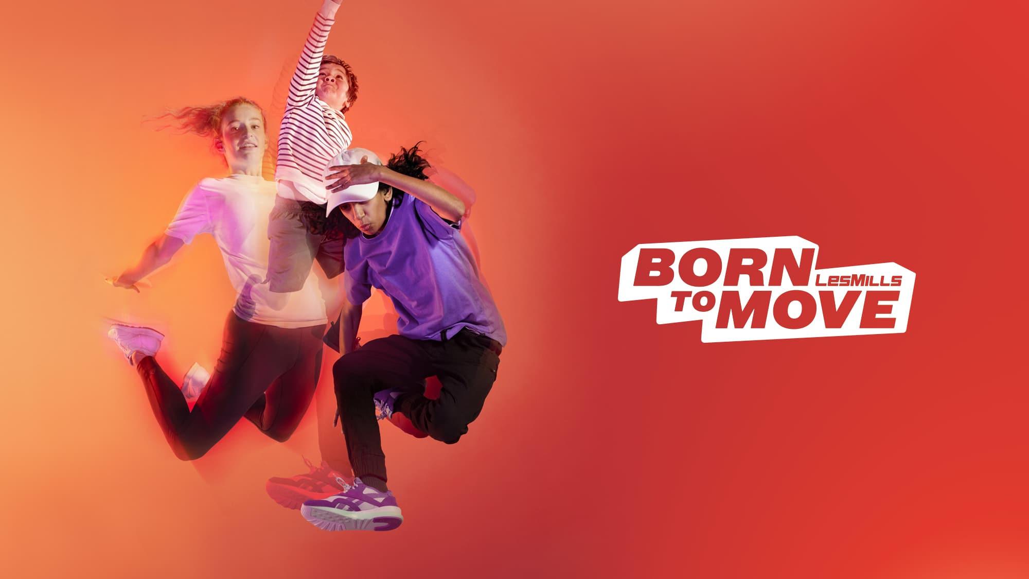 Read more about the article Born to Move, le cours de fitness pour les enfants !